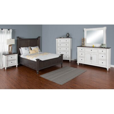 Sevigny Platform Configurable Bedroom Set