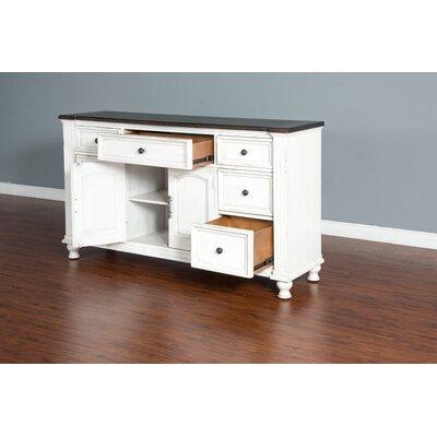 Sevigny 7 Drawer Combo Dresser