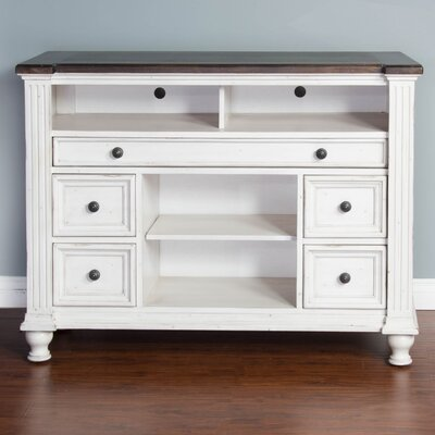 Sevigny 5 Drawer Media Chest