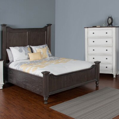 Sevigny Platform Bed Size: King