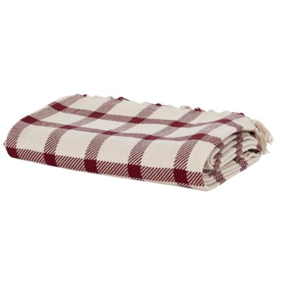 Cerre Woven Cotton Throw