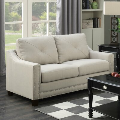 Vaillancourt Loveseat