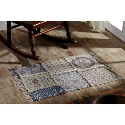 Marie Area Rug Rug Size: Rectangle 4 x 510