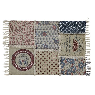 Marie Patchwork Area Rug