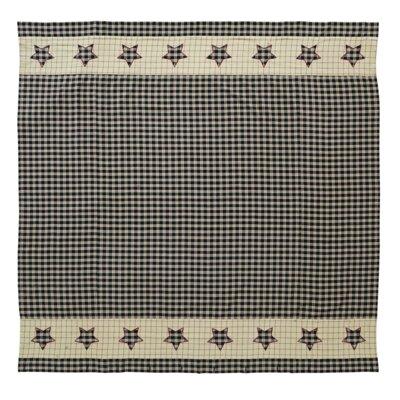 Alise Cotton Shower Curtain