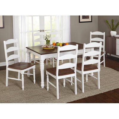 Junius 7 Piece Dining Set