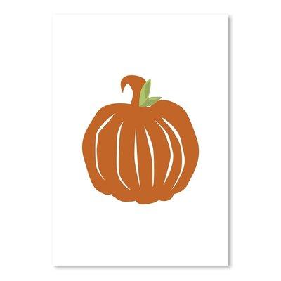 Pumpkin Framed Graphic Art ATGR7066 32926868