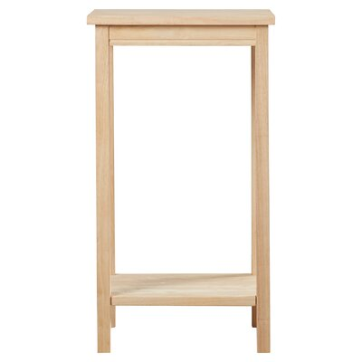 Toby Rectangular End Table