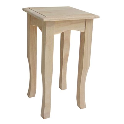 Imogene Wood End Table