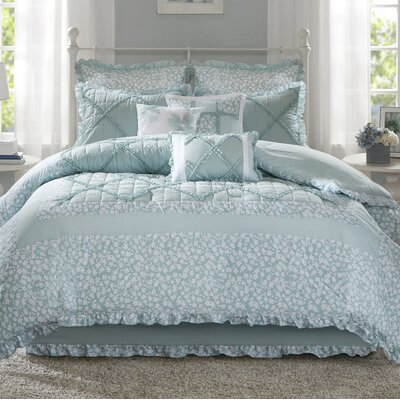 Spiritwood Lake 9 Piece Duvet Set Size: Queen