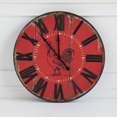 "36"" Wall Clock ATGR7268 33119552"