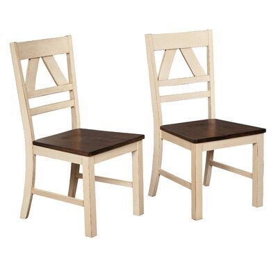 Fred Solid Wood Dining Chair
