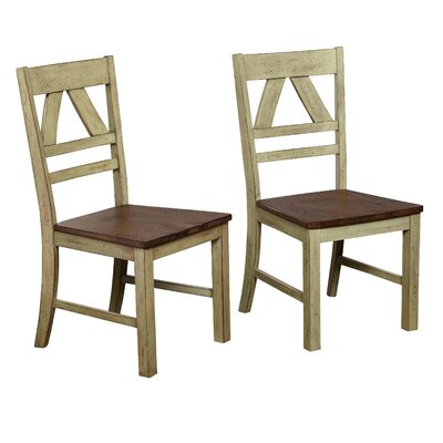 Galena Solid Wood Dining Chair