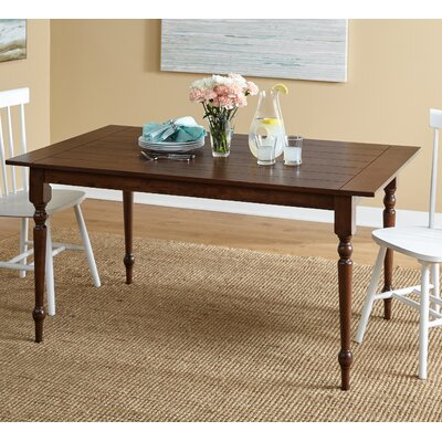 Deville Turned Leg Dining Table
