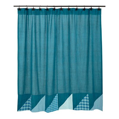 Willoughby Cotton Shower Curtain
