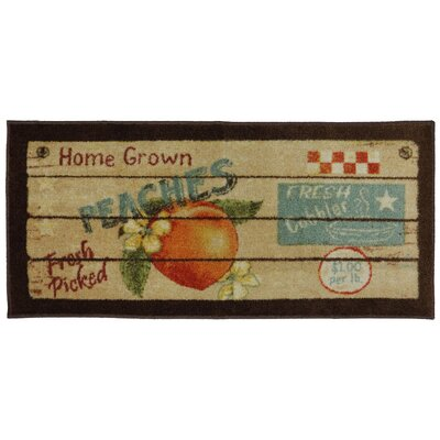 Corrine Fruit Crate Kitchen Mat