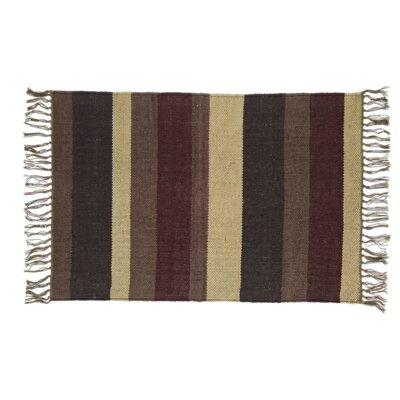 Cordie Kilim Area Rug Rug Size: 5 x 8
