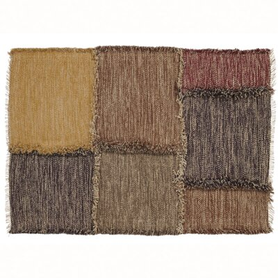 Petersen Area Rug Rug Size: 8 x 11
