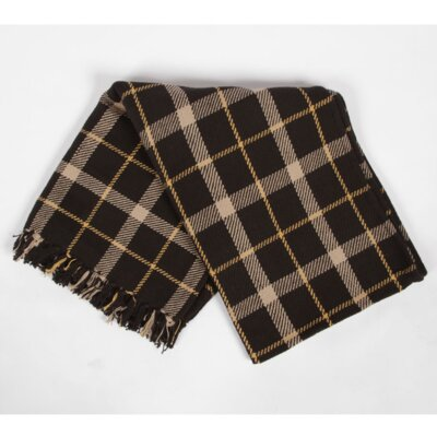 Millicent Woven Cotton Throw