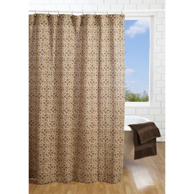 Aurore Cotton Shower Curtain