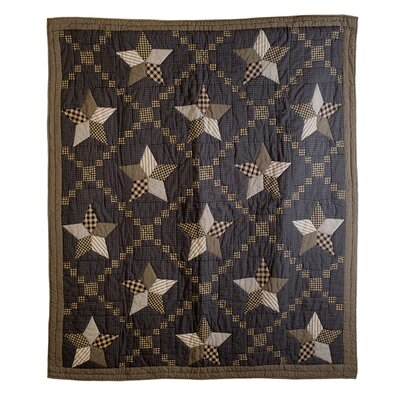 Saco Star Cotton Throw
