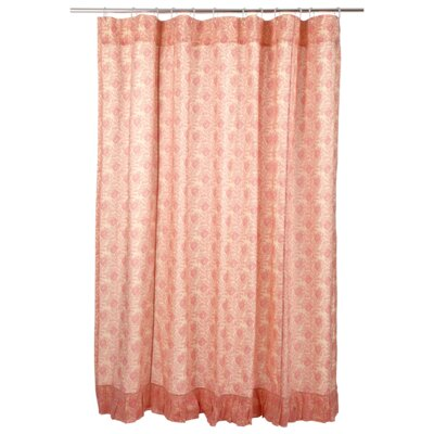Rosalie Cotton Shower Curtain