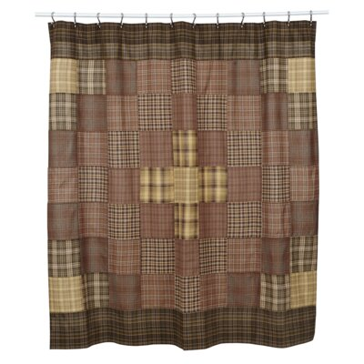 Isabell Cotton Unlined Shower Curtain