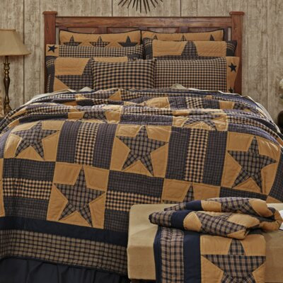 Timbrell Quilt Size: Luxury King