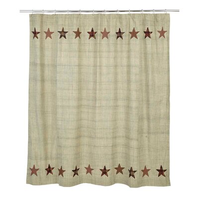 Lydia Cotton Shower Curtain