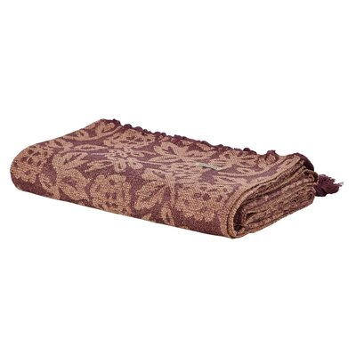 Whigham Chenille Jacquard Woven Viscose Throw