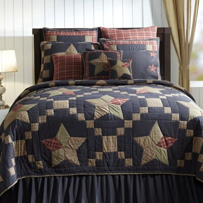 Antonette Quilt Size: Luxury King
