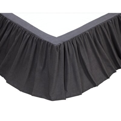 Antonette Bed Skirt Size: King