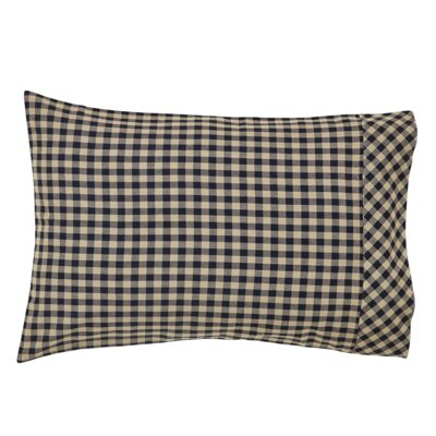 Addie Pillow Case Color: Black