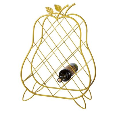 Dagmar 13 Bottle Floor Wine Rack