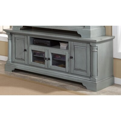 Findlay TV Stand Finish: Mineral Gray