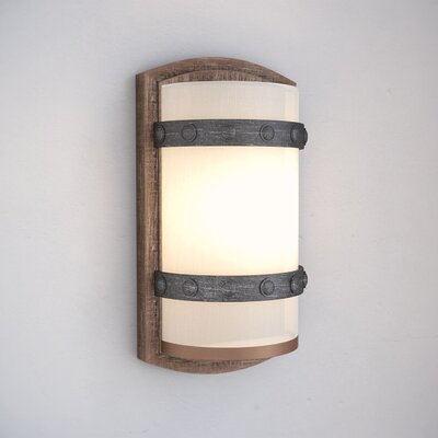 Betty-Jo 1-Light Wall Sconce