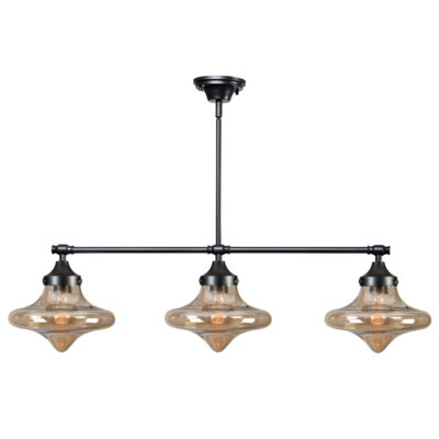 Devereaux 3-Light Kitchen Island Pendant