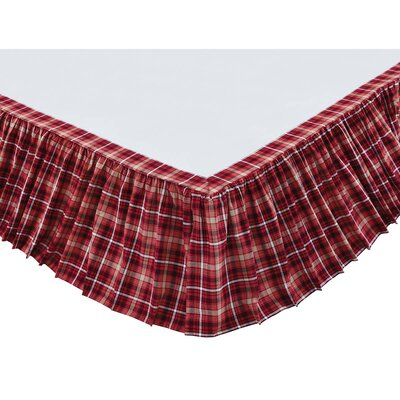 Burley Bed Skirt Size: Queen