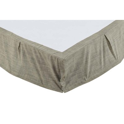 Victoria Bed Skirt Size: Queen