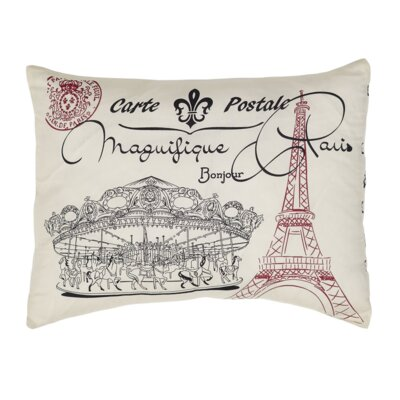 Gillsville 100% Cotton Lumbar Pillow