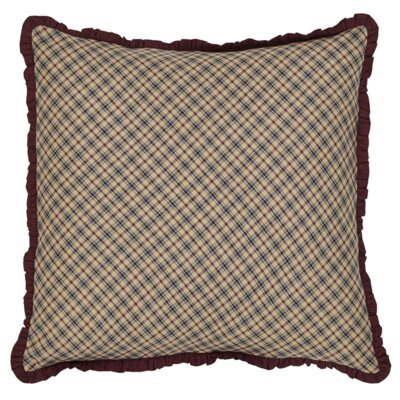 Amenia 100% Cotton Throw Pillow