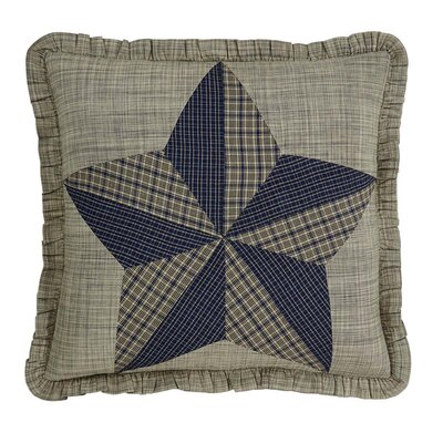Victoria 100% Cotton Throw Pillow
