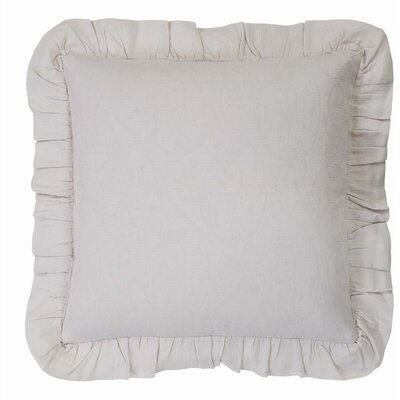 Rosia 100% Cotton Throw Pillow