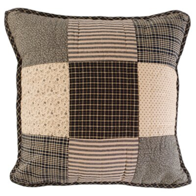 Henry 100% Cotton Throw Pillow