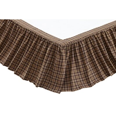 Isabell Bed Skirt Size: King