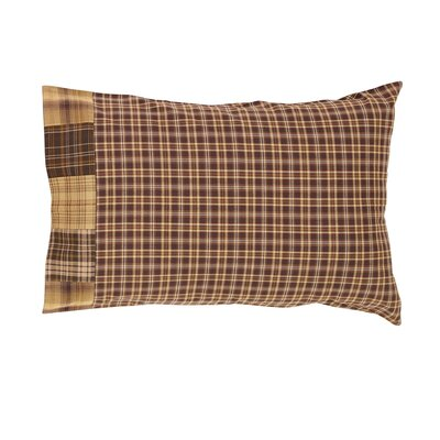 Isabell Block Border Pillow Case