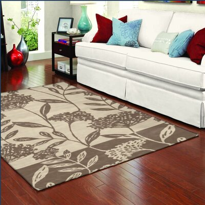 Westwood Beige/Brown Area Rug Rug Size: Rectangle 33 x 5