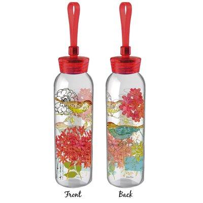 Kellogg Sketch Floral 18 oz. Water Bottle ATGR8155 33709649