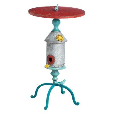 Balsamine Free Standing Birdhouse