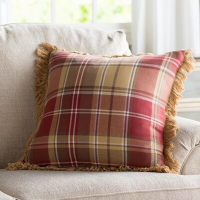 Maxbass 100% Cotton Throw Pillow